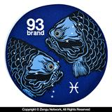 Pisces Gi Patch by Meerkatsu and 93 Brand